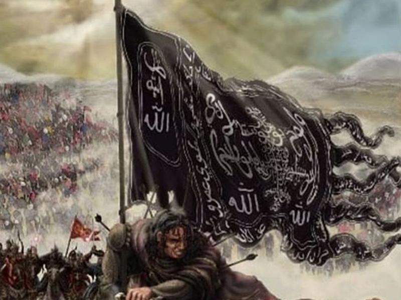 پرچم در دوران باستان