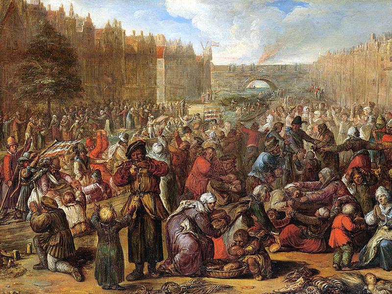 جنگ هشتادساله یا جنگ استقلال هلند (۱۵۶۸–۱۶۴۸)